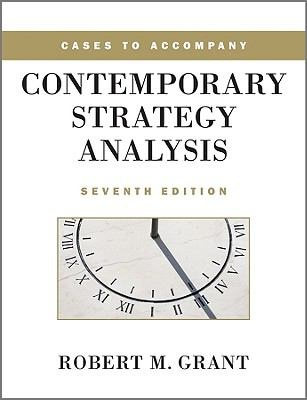 Text 7th edition and download strategy analysis contemporary cases