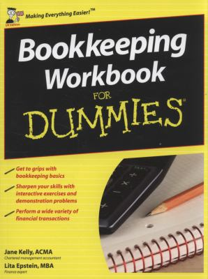Bookkeeping Workbook For Dummies (For Dummies (Business & Personal Finance))