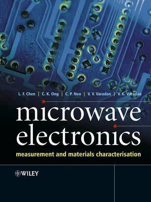 Microwave Electronics Measurement and Materials Characterisation