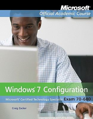 Exam 70-680: Windows 7 Configuration