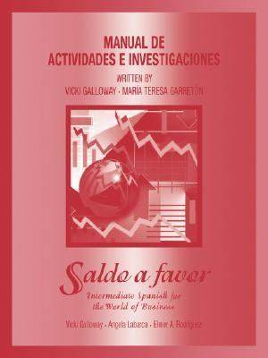 Saldo a Favor Intermediate Spanish for the World of Business