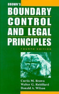 BOUNDARY CONTROL & LEGAL PRIN