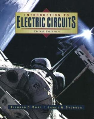 intro to electric circuits 3rd edition rent