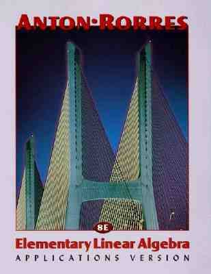 linear algebra with applications 8th edition solution manual