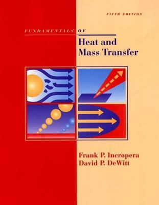fundamentals of heat and mass transfer solutions pdf