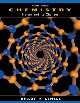 Chemistry Matter and Its Changes