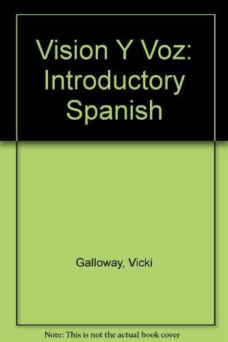 Visi?n y voz: Introductory Spanish