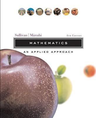 Mathematics: An Applied Approach
