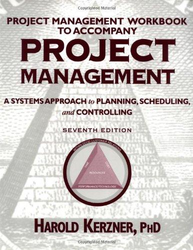 project management a systems approach to planning  scheduling  and controlling  project project management case studies harold kerzner solution manual project management case studies harold kerzner instructor manual pdf