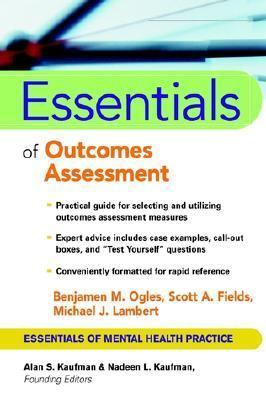 Essentials of Outcome Assessment
