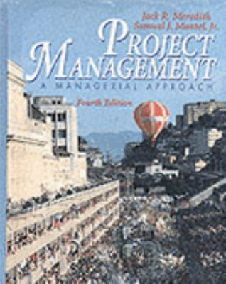 project management amanagerial approachchapter 13 project Project management a managerial approach chapter 11 project control project control control is the last element in the implementation cycle of planning- monitoring-controlling control is focused on three elements of a project performance cost time chapter 11-1.