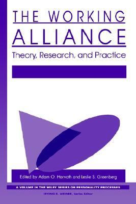 Working Alliance Theory, Research, and Practice
