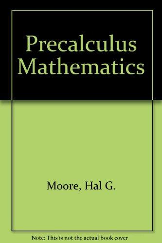 Precalculus: Mathematics for Calculus 7th Edition ISBN-13: 9781305586024