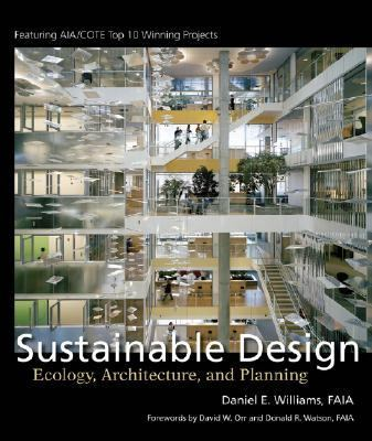 Sustainable Design Architecture, Planning, and Ecology