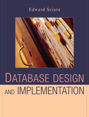 Database Design And Implementation Edward Sciore Pdf
