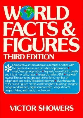 World Facts and Figures - Victor Showers - Hardcover - 3rd ed