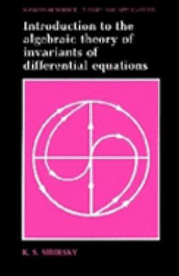 Introduction to the Algebraic Theory of Invariants of Differential Equations