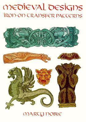 Medieval Designs Iron-On Transfer Patterns