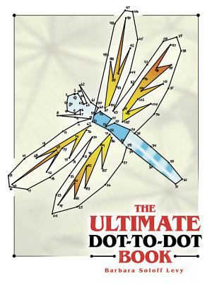 Ultimate Dot-To-Dot Book