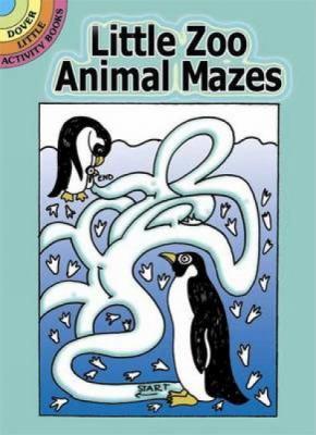 Little Zoo Animal Mazes