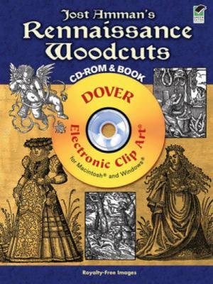 Jost Amman's Renaissance Woodcuts CD-ROM and Book