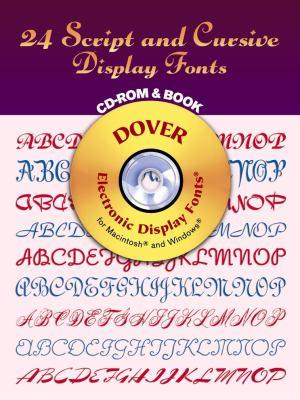24 Script and Cursive Display Fonts