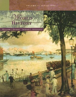 World History from 1500