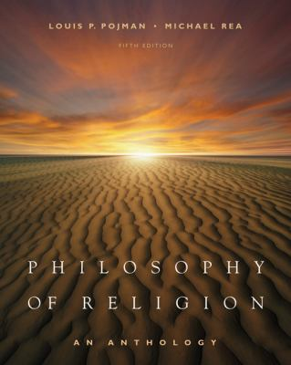 Philosophy of Religion An Anthology