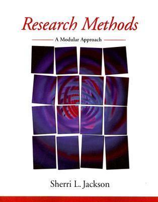 Research Methods A Modular Approach