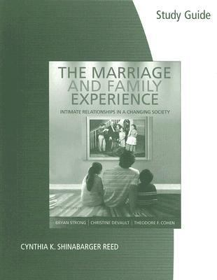 Marriage and Family Experience - Study Guide