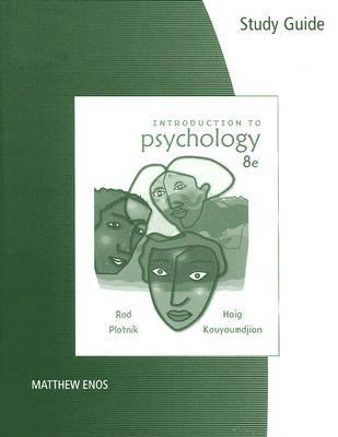 SG-Introduction to Psychology