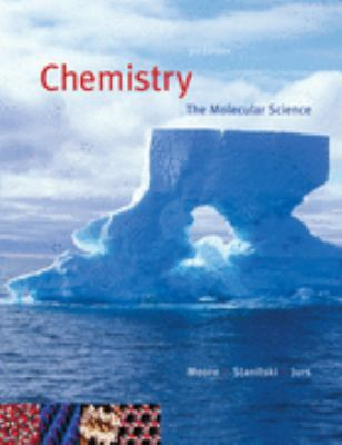 Chemistry: The Molecular Science (with CengageNOW 2-Semester Printed Access Card)