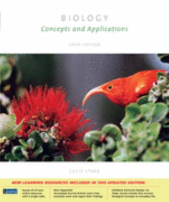 Biology Concepts And Applications - With 1pass Biologynow, How Do I Prepare/vmentor, And Infotrac