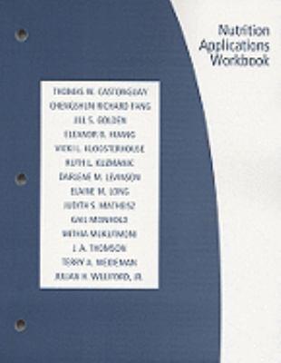 Nutrition Applications Workbook