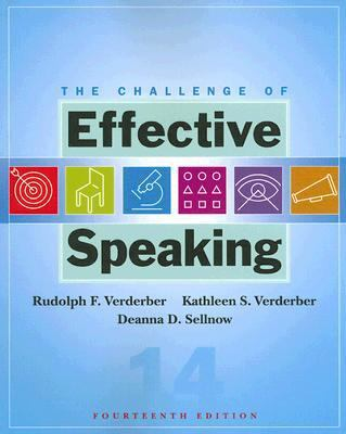 The Challenge of Effective Speaking (Available Titles CengageNOW)