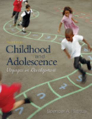 Childhood and Adolescence: Voyages in Development