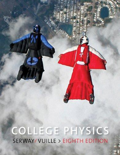 College Physics Student Solutions Manual & Study Guide, Vol 2 (Chap 15-30)