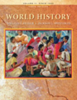 World History, Volume II