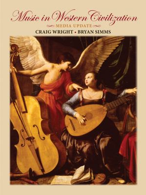 Music in Western Civilization, Media Update (with Resource Center Printed Access Card)