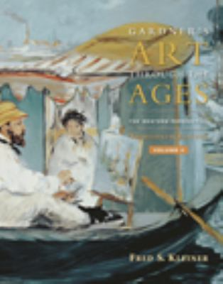 Gardner's Art Through the Ages: The Western Perspective, Volume II (with Art Study and Timeline Printed Access Card)