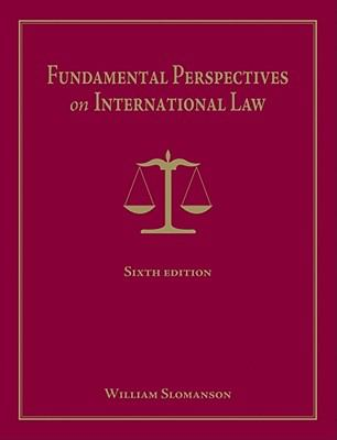 Fundamental Perspectives on International Law