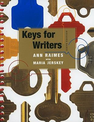 Keys for Writers (Available Titles CourseMate)
