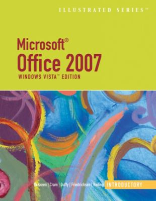 Microsoft Office 2007: Illustrated Introductory Windows Vista Edition, Spanish Edition