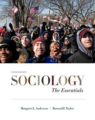 Sociology: The Essentials (Available Titles CengageNOW)