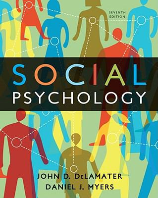 Social Psychology, 7th Edition