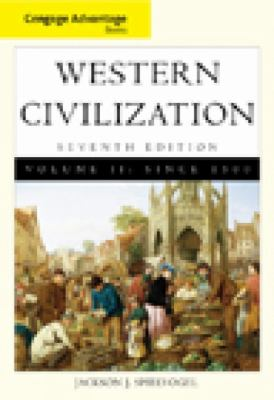 Cengage Advantage Books: Western Civilization, Volume 2