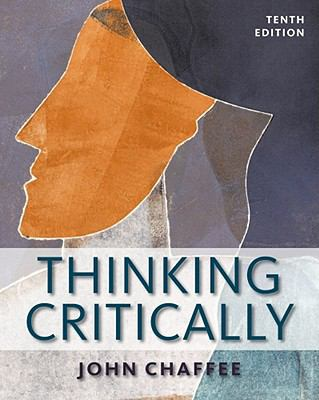 Thinking Critically (Available Titles Aplia)