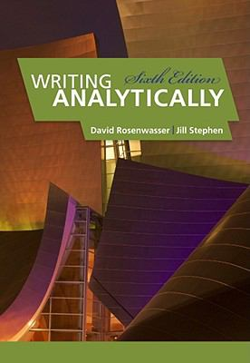 Writing Analytically