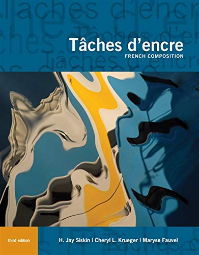 Tches d'encre: French Composition