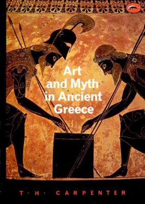 Art and Myth in Ancient Greece A Handbook
